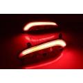 Hyundai i20 Elite Old Bumper LED Reflector Lights (Set of 2Pcs.)