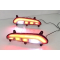 Hyundai i20 Elite Old Bumper LED Reflector Lights (Set of 2Pcs.)