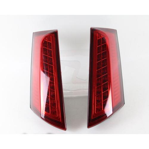 LED Rear Pillar Cluster Lights For Ford Ecosport