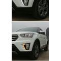 Hyundai Creta Front LED DRL Day Time Running with Signal Light (Set of 2Pcs.)