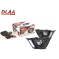 Honda New Jazz LED Front DRL Day Time Running Lights (Set of 2Pcs.)