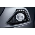 Hyundai Grand i10 LED Front DRL Day Time Rinning Lights (Set of 2Pcs.)