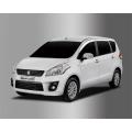Autoclover Full Chrome Window Door Visor Deflector For Maruti Suzuki Ertiga