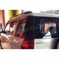 Autoclover Full Chrome Window Door Visor Deflector For Mahindra Tuv 300