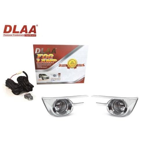Fog Light With Wiring & Bulb For Toyota Innova Type 2 (OEM Type)