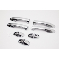 Jeep Compass Chrome Handle Covers all Models - Set of 4