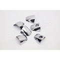 Toyota Innova Crysta Chrome Handle Covers all Models - Autoclover