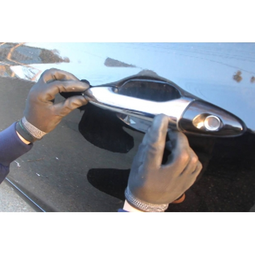 Hyundai New Verna 2017 Premium Quality Chrome Handle Covers all Models - Autoclover