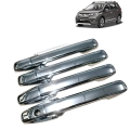 Honda BRV Chrome Handle Covers All Models - Set of 4