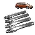 Honda Mobilio Chrome Door Handle Covers all Models - Set of 4