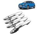 Hyundai New i20 Elite Chrome Handle Covers all Models - Set of 4