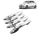 Hyundai Grand i10 Chrome Handle Covers All Models - Set of 4