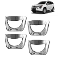 Mahindra XUV 500 Old Chrome Handle Covers all Models - Set of 4