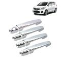 Maruti Suzuki Ertiga Chrome Handle Covers all Models - Set of 4