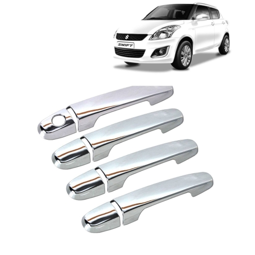 Maruti Suzuki  New Swift Chrome Handle Covers all Models - Set of 4