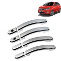 Tata Bolt Chrome Handle Covers all Models - Set of 4