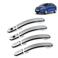 Tata Zest Chrome Handle Covers all Models - Set of 4