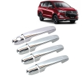 Toyota Innova Crysta Chrome Handle Covers all Models - Set of 4
