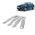 Volkswagen Ameo Chrome Handle Covers all Models - Set of 4
