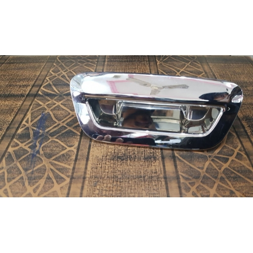 Jeep Compas Diggy Door Lift Handle Chrome Cover (Imported)