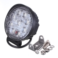9 LED 27W Off Road Fog Lights For All Cars and Bikes Pure White Set Of 2