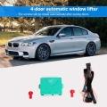 Maruti Swift Auto Power Window Closer Relay Kit (Car Security System Kit)