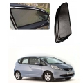Car Window Magnetic Sunshade For Honda Jazz Old Set Of 4