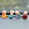 Car Dashboard Décor Accessories Cute Car Ornaments Doll
