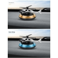 Carhatke Solar Powered Rotating Helicopter Air Freshener for Car Dashboard/Home and Office
