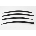Autoclover Window Door Visor Deflector For Honda City 2014 Set of 4 Smoke Color