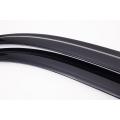 Autoclover Window Door Visor Deflector For Toyota Fortuner 2012 2015 Set of 4 Smoke Color