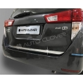 Autoclover High Quality Custom Fit Trunk Garnish For Toyota Innova Crysta