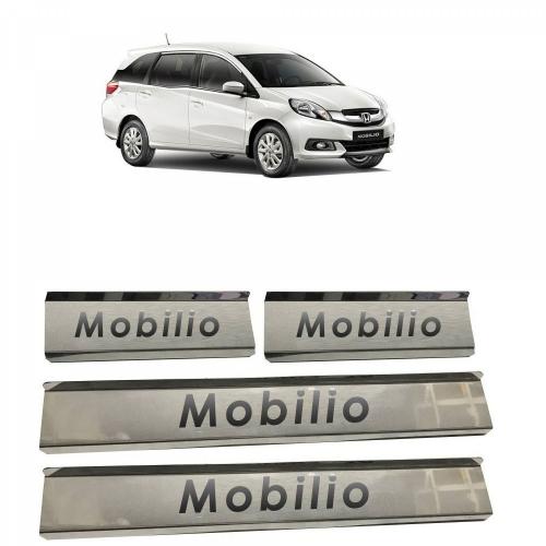 Honda Mobilio Door Scuff Sill Plate Guards (Set of 4 Pcs.)