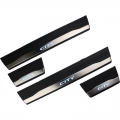 Honda City Idtech OEM Led Scuff Door Side Sill Plates (Set of 4 Pcs.)