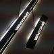 Car Door LED Light Scuff Sill Plate Guards for Maruti Suzuki Wagon R (Set of 4Pcs.)