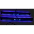 Car Door LED Matrix Moving Light Scuff Sill Plate Guards for Maruti Nexa XL6 (Set of 4Pcs.)
