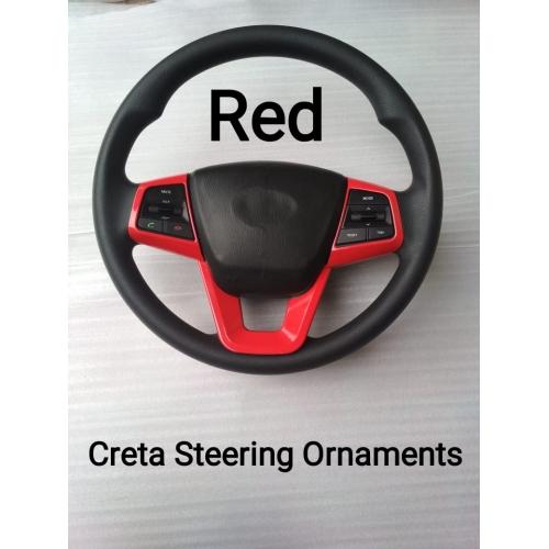 Hyundai Creta Steering Wheel Ornament Outlet