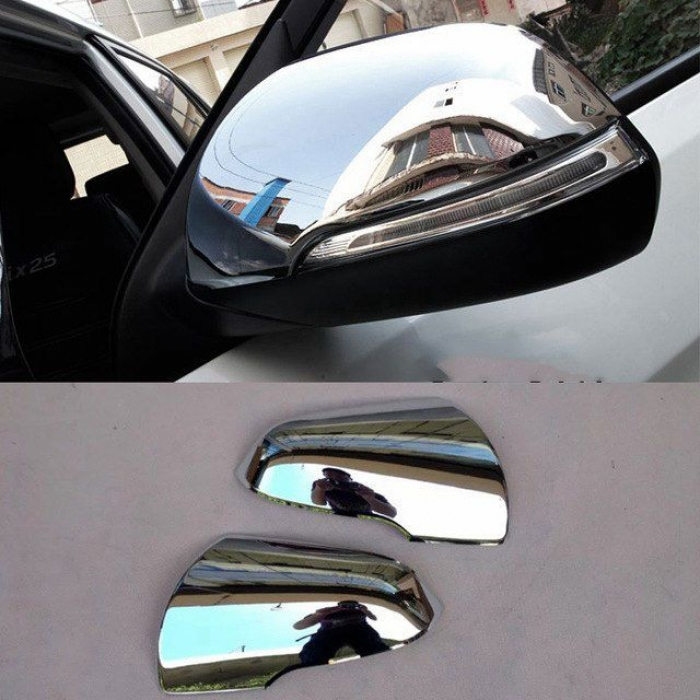 Hyundai Creta High Quality Imported Car Side Mirror Chrome Cover Set of 2