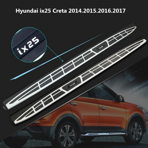 Hyundai New Creta 2018 O.E Type Door Side Foot Stepper