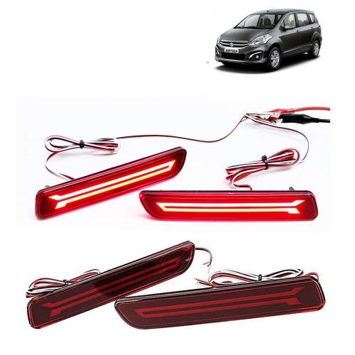 Maruti Suzuki Ertiga Bumper LED Reflector Lights in New Design (Set of 2Pcs.)
