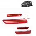 Maruti Suzuki Ritz Bumper LED Reflector Lights (Set of 2Pcs.)
