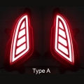 Hyundai Grand i10 Nios Bumper LED Reflector Lights (Set of 2Pcs.)