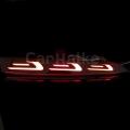 Hyundai New Verna 2017 Bumper LED Reflector Lights in Tail Light Design (Set of 2Pcs.)