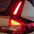 LED Rear Pillar Cluster Lights For Maruti New Ertiga 2018
