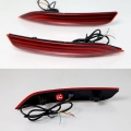 Volkswagen Polo Bumper LED Reflector Lights in Strip Style (Set of 2Pcs.)