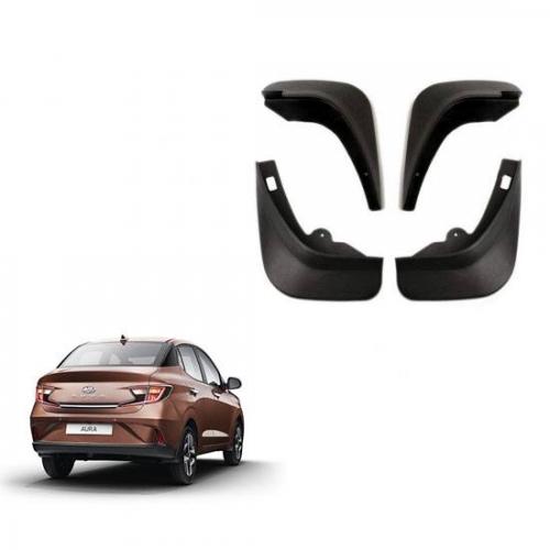 Techo Best Quality O.E Type Mudflap For Hyundai Aura Of 4