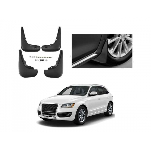 Imported Best Quality O.E Type Mudflap For Audi Q5 Set Of 4