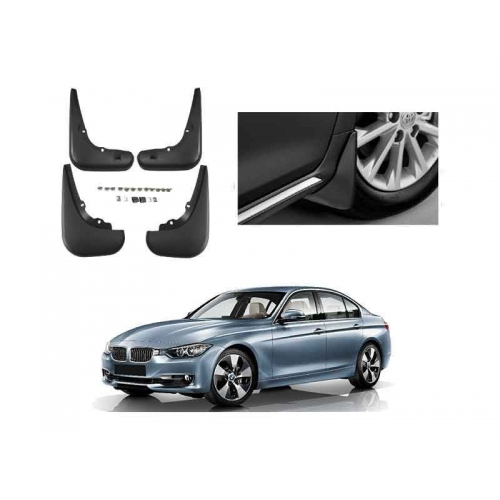O.E Type Mudflap For BMW 3 Series Set Of 4