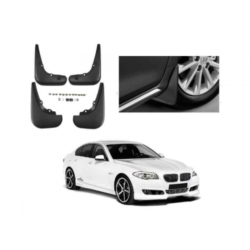 O.E Type Mudflap For BMW 5 Series Set Of 4