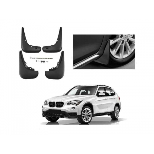 O.E Type Mudflap For BMW 3 X1 Set Of 4